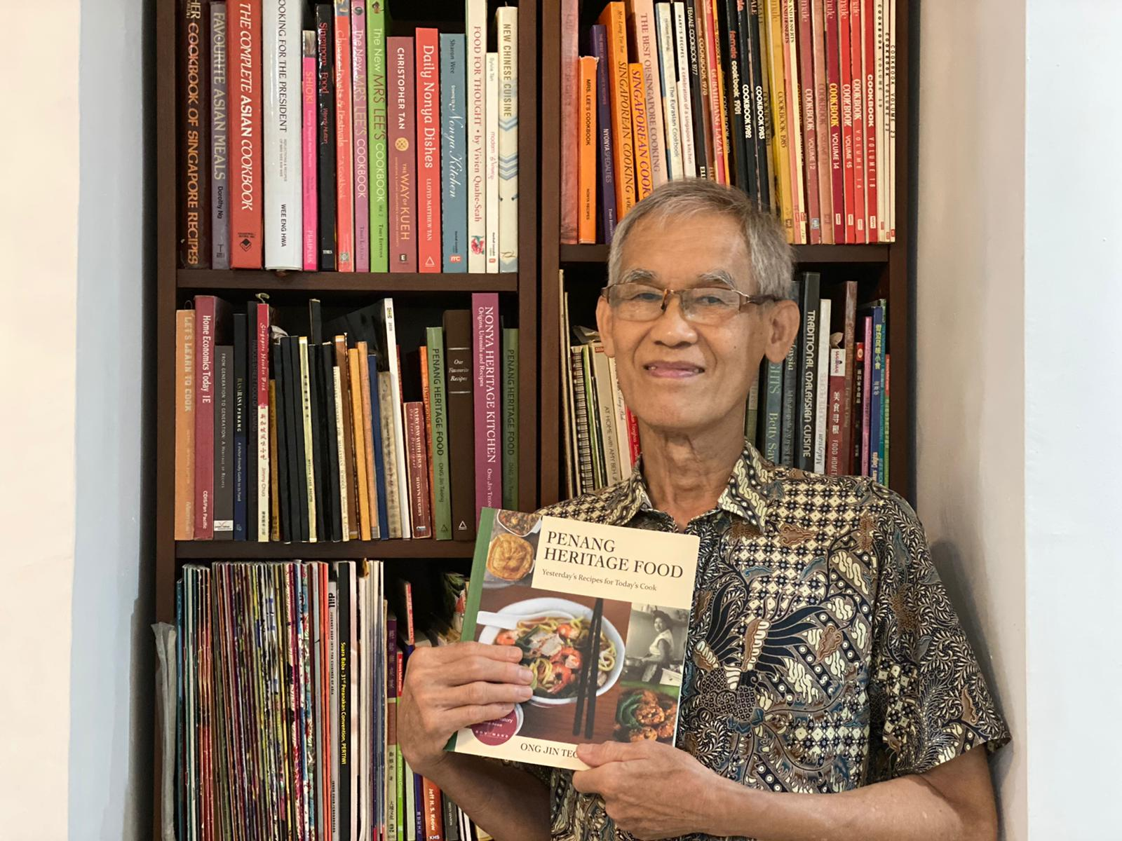 Silver Entrepreneur Interview with Dr Ong of Penang Heritage Food
