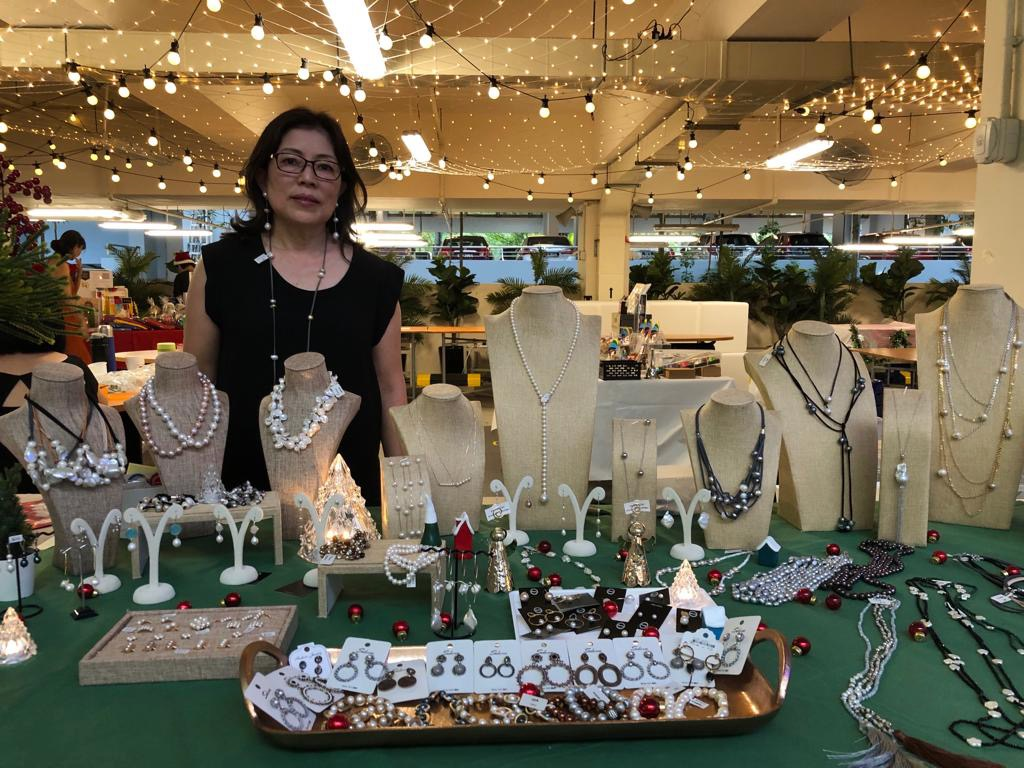 Silver Entrepreneur Interview with Stella and Penina Jewellery